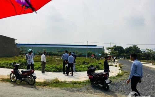Cần bán gấp lô đất đường số 26, xã Tân Thông Hội, Củ Chi
