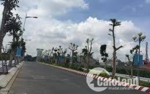 Bán đất Củ Chi, gần Bệnh Viện Xuyên Á, sau lưng Chợ Việt Kiều, nằm tại Hương Lộ 2, SHR.