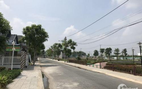 Cần bán gấp đất nền quốc lộ 22, chợ Việt Kiều, Huyện Củ Chi, thổ cư 100%