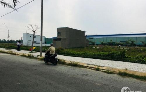 Cần tiền sang gấp lô đất 5x17m đường Bàu Tre xã Tân An Hộ,i Củ Chi