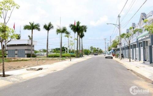 Sang gấp 5 nền đường QL 22, Phường Phước Vĩnh An, Củ Chi, chỉ 399tr/nền SHR. Ngay Khu Công Nghệ Cao
