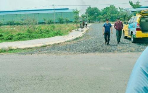 Sang lại đất nền khu đô thị mới Tây Bắc Củ Chi, đường Tỉnh Lộ 8 gần thị trấn Củ Chi
