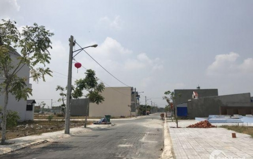 10x20m giá chỉ 600tr/nền đất xây trọ Tỉnh Lộ 8, Củ Chi, sổ hồng riêng, thổ cư 100%