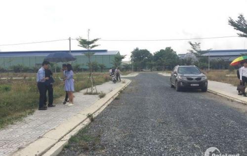 Bán gấp đất nền đường Liêu Bình Hương, xã Tân Thông Hội, Củ Chi