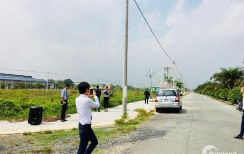 Cần tiền bán gấp đất nền 5x20m đường số 32, xã Tân Thông Hội, Củ Chi