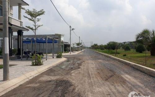 Cần bán gấp đất nền quốc lộ 22, chợ Việt Kiều, Huyện Củ Chi, thổ cư 100%, sổ hồng riêng