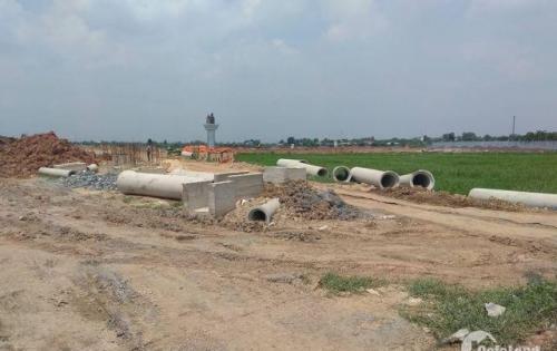 Bán đất nền dự án tại Đường Dương Công Khi - Huyện Hóc Môn - Hồ Chí Minh Giá: 13triệu/m²  Diện tích: 90m²