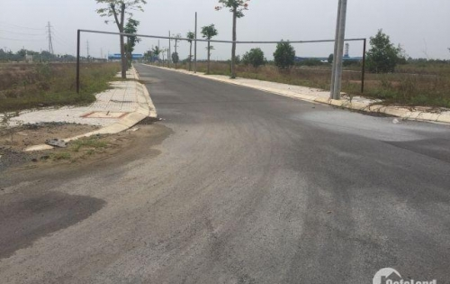 Bán đất nền dự án Tân Thạnh Đông cách chợ hóc môn 4km