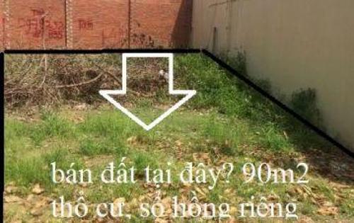 Đất mặt tiền đường Nguyễn Văn Bứa, Hóc Môn, thổ cư 100%, SHR, XDTD, giá 700tr/nền,