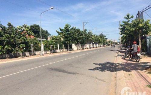 Bán lô đất tại đường Song Hành QL22, giá 800 triệu, Sổ hồng riêng, Thổ cư 100%