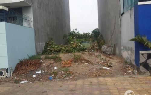 Đất bán đường Phan Văn Hớn,gần chợ Bà Điểm,sổ hồng riêng,bao GPXD,DT 80m2,giá 640 triệu,