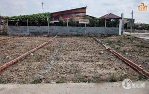 Bán đất Giá rẻ mặt tiền đường Phan Văn Hớn Hóc môn 80m2