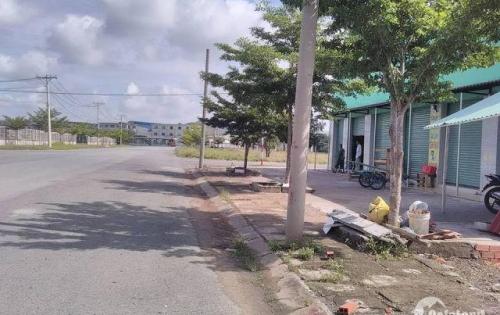 Bán gâp lô đất mặt tiền đường Phan Văn Hớn , có sổ hồng sang tên công chứng ngay