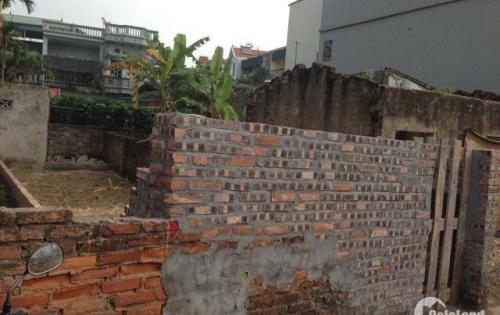 Bán đất tổ 14 Thạch Bàn-Long Biên.DT 33.5m2, giá 900tr.