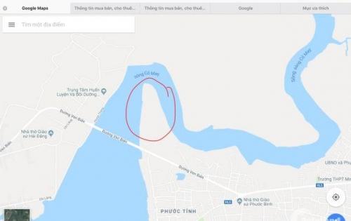 Đất thổ cư đường 3 tháng 2 Vũng tàu