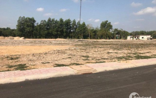 Cần sang tên gấp 10 nền đất sổ riêng 6x25m liền kề KCN Lộc An – Bình Sơn, Long Thành
