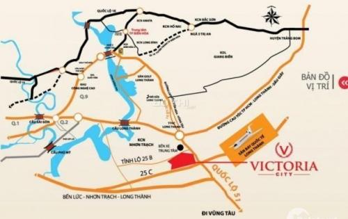 Bán đất khu dân cư an thuận - victoria long thành đồng nai LH 0938877287