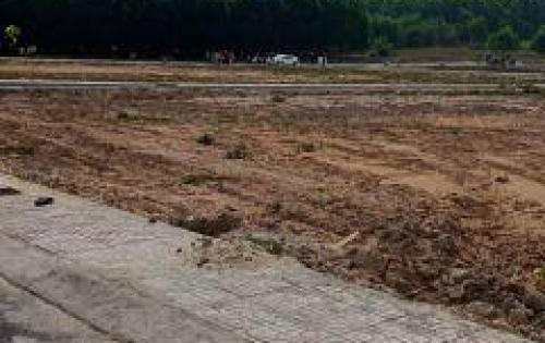 Đất nền liền kề khu tái định cư sân bay Long Thành