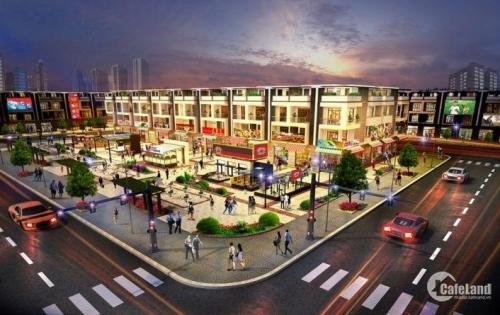 đầu tư với dự án Eco Town trung tâm hành chính huyện Long Thành, sổ riêng