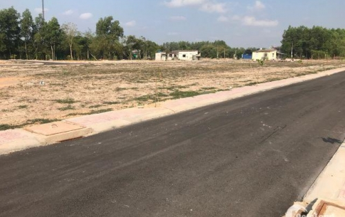 Cần bán gấp 10 lô đất nền long thành liền kề khu tái định cư