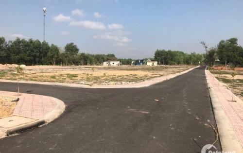 Bán gấp đất nền khu tái định cư xã lộc an huyện long thành