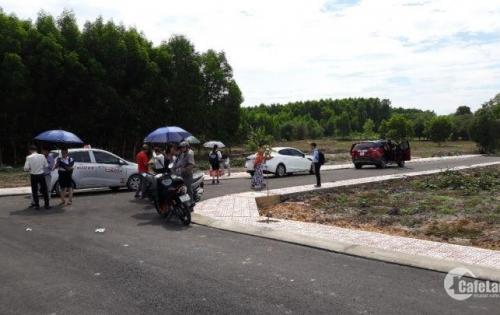 Bán gấp 10 lô đất sát khu tái định cư sân bay long thành .