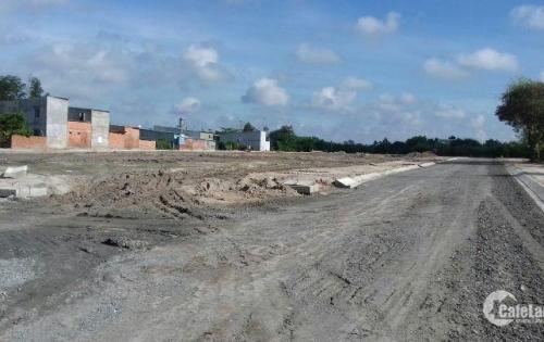 Bán đất nền gần khu D2D Long Thành sổ riêng , thổ 100%