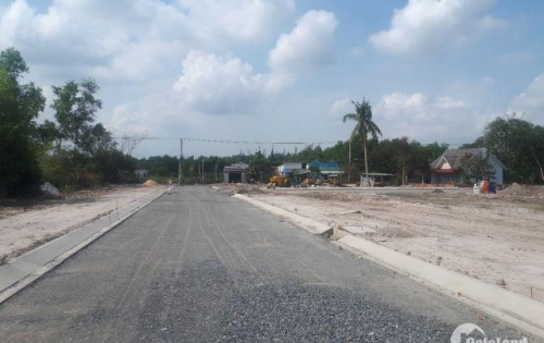 Bán đất nền xã Lộc An Long Thành xây dựng tụ do nước máy thổ 100%