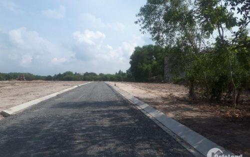 Bán đất nền thổ cư 100% xã Lộc An Long Thành