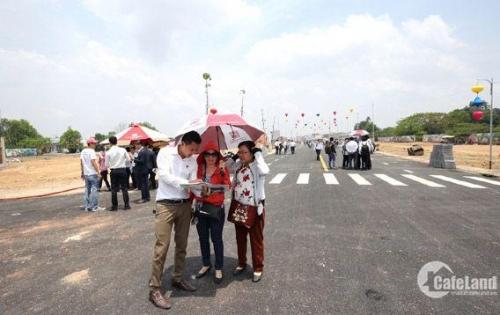 Bán đất nền Khu Đô Thị Sân Bay thị Xã Kiến Tường