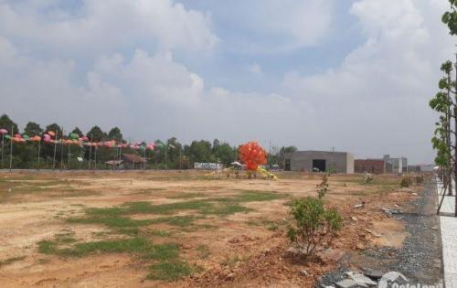 Đất nền mặt tiền TL10, gần bệnh viện, đường lớn 22m,SHR, dt 80m2, giá 700tr. LH: 0933553931