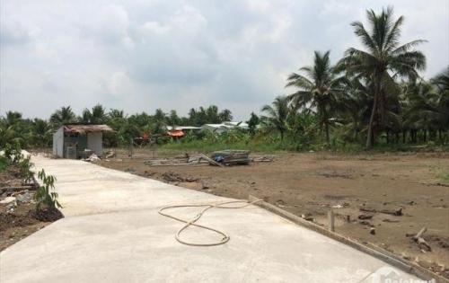 Đất nền hẻm ôtô đường Trần Thị Thơm,Tân Mỹ Chánh tp Mỹ Tho Tiền Giang