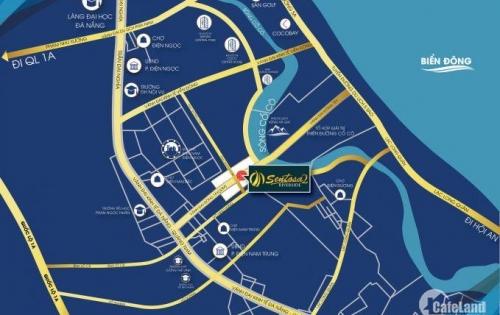 Mở bán block trung tâm - dự án Sentosa Riverside 2 - giá tốt, LH: 0906518528