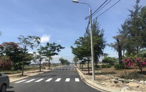 Cần tiền bán lô đất đường 17m5 cạnh bên FPT và làng đại học, ngay sau lưng cocobay và sân golf BRG