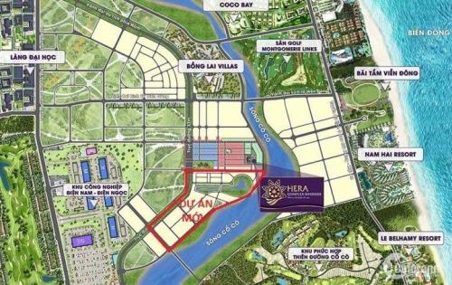 Còn 14 lô ưu tiên 1 dự án homeland sunrise city view cạnh sông cổ cò