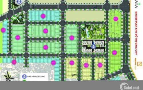 Cần tiền bán nhanh đất khu đô thị GAIA CITY gần COCOBAY Đà Nẵng,view đẹp+sinh lời