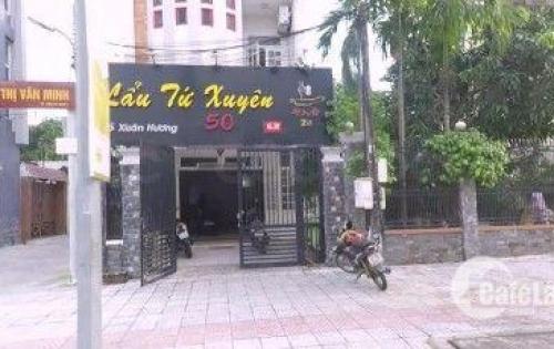 Bán đất 2 mặt tiền Hồ Xuân Hương gần biển tặng nhà 3 tầng đang kinh doanh sinh lời cao