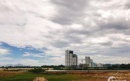 Đất nền đã có sổ liền kề làng ĐH Đà Nẵng, khu dân cư đông đúc. DT 122.5m2.