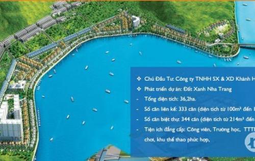 Tại sao lại chọn thành phố ven sông Nha Trang River Park