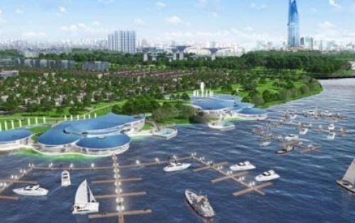 Đất nền King Bay mặt tiền Vành Đai 3, sổ hồng thổ cư 100%, CĐT cam kết sinh lợi 10%