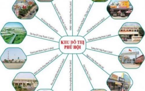 Bán đất dự án khu đô thị MEGA CITY 2 - Nhơn Trạch Đồng Nai liên hệ 0981845759