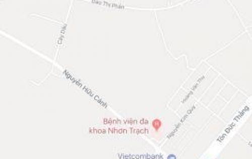 Chốt ! chỉ 750tr sở hữu ngay lô đất ngay TT hành chính Huyện Nhơn trạch (có sẵn sổ hồng)