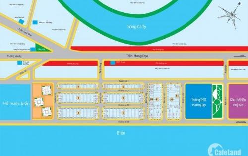 Đất nền view biển vietpearl city ngay tt TP Phan Thiết, giá chỉ từ 13tr/m2