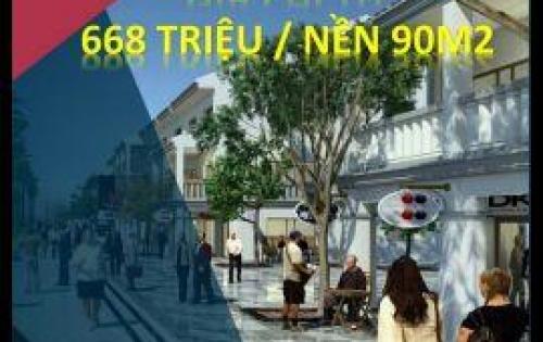 Bán đất nền dự án Butterfly Hometel Resort Phú Quốc giá chỉ từ 668tr/nền 90m2. Liên hệ 01696751270