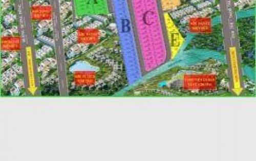 Bán đất nền đường Búng Gội giá hấp dẫn với sản phẩm Ocean land 9.