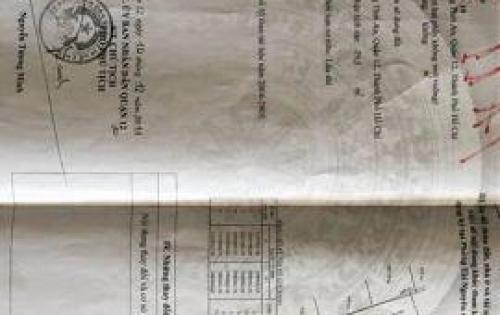 Bán đất hẻm 5m đường TA 11 cách Lê Thị Riêng 30m - Giá 3tỷ (5 x14m)