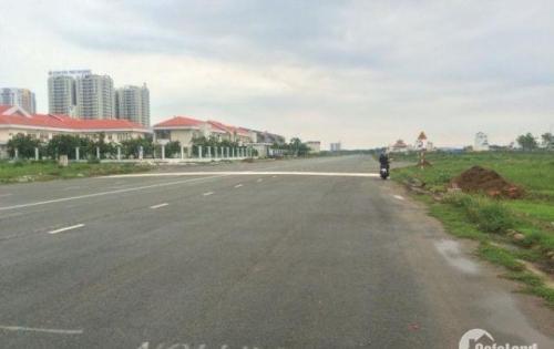 Đất mặt tiền Đường Trần Lựu, dt 5x20m, sổ hồng, giá 890tr/nền; Liên hệ: 0915.452.572