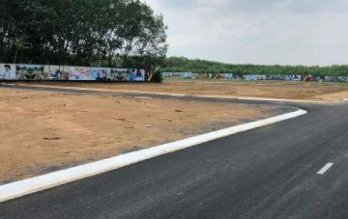 Đất nền mặt tiền đường Trần Lựu liền kề Metro An Phú, sổ hồng riêng, diện tích 5x20, giá 890tr/nền. LH: 0915452572
