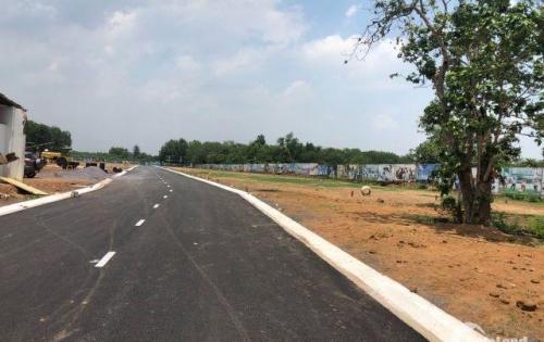 Đất mặt tiền đường Đồng Văn Cống chỉ 970tr/ nền, CK 3-5 cây vàng SJC. LH: 0915452572