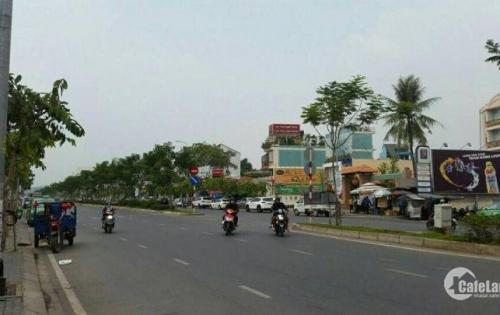 Bán đất mặt tiền đường Trần Não đã có giấy phép xây dựng. DT: 1322m2 Giá 145tr/m2